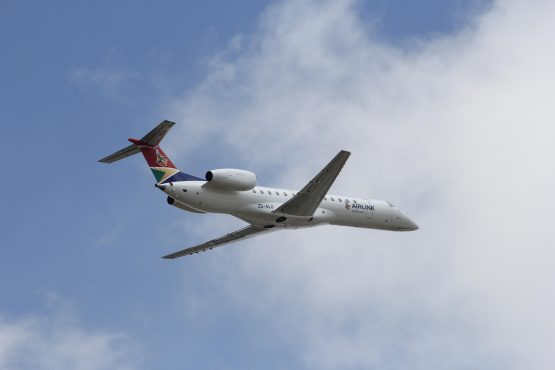 Airlink signed a similar deal with Emirates in August. Image: Moneyweb