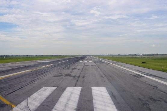 Out of runway. Picture: Shutterstock