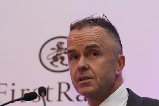 FirstRand CEO Alan Pullinger. Picture: Moneyweb
