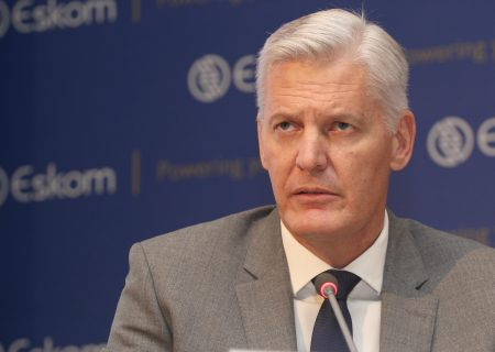 Eskom's biggest union blames CEO for load shedding