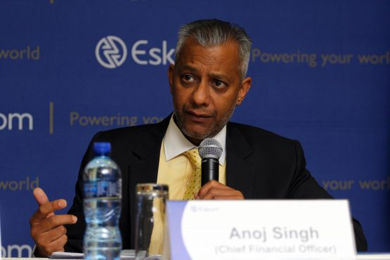 The five former Eskom directors are Mark Pamensky, Anoj Singh (pictured), Brian Molefe, Venete Klein and Zethembe Khoza, all of whom have been accused of involvement in corrupt activities at the power utility. Picture: Moneyweb