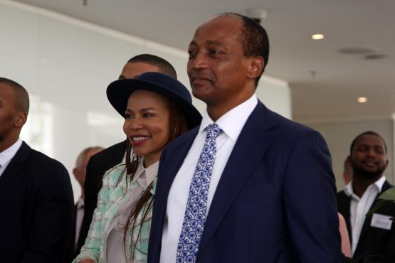 Patrice Motsepe's (pictured) vision comes to life with the listing of ARC Investments on the JSE yesterday. Picture: Moneyweb