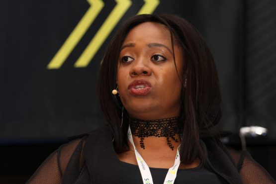 Arlette Manyi, tax risk manager at FirstRand. Picture: Moneyweb