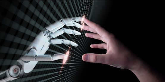The history of human-machine collaboration suggests that AI will evolve into a 'cognitive partner' to humankind rather than as all-powerful, all-knowing, labour replacing robots. Picture: Shutterstock