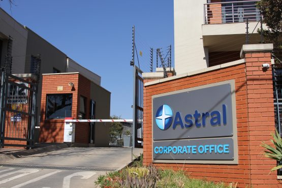 Astral's feed division benefited from a rise in raw material prices, boosting revenues by 6.1%. Image: Moneyweb