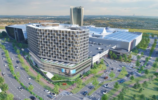 The Mix apartment development is expected to appeal to both investors and aspirant first-time home buyers. Image: Supplied.