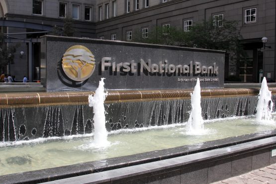 The banking landscape has intensified significantly and the impact is evident in FNB's customer numbers: up 1% overall, but down 3% in the mass market segment. Image: Moneyweb