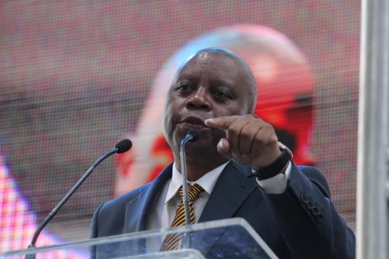 Mashaba chooses country over party. Picture: Moneyweb