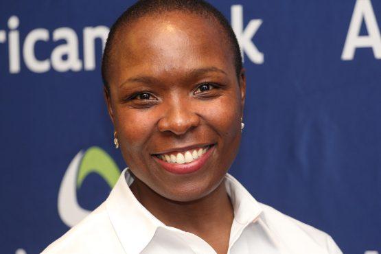 Basani Maluleke, outgoing African Bank CEO. Image: Moneyweb