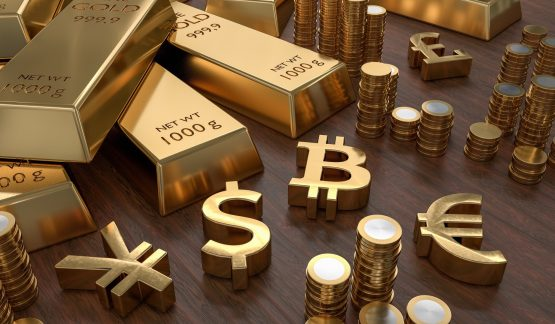The London Bullion Market Association is looking to use blockchainto help prevent money laundering, terrorism funding and conflict minerals. Picture: Shutterstock