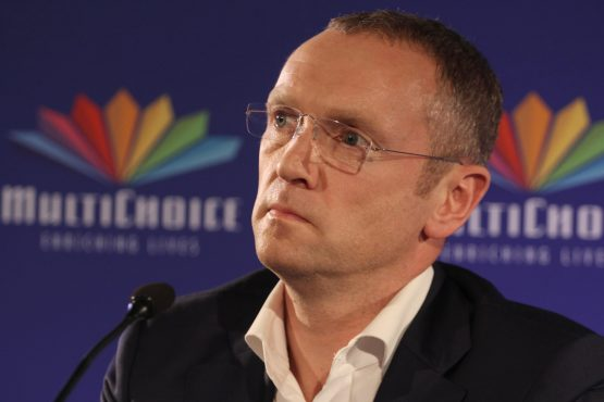 Naspers CEO Bob Van Dijk says the company has adapted and changed over the years. Picture: Moneyweb