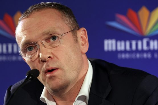 Naspers CEO, Bob van Dijk says he sees opportunity in the changing landscape to grow the company's food, fintech and classifieds businesses. Picture: Moneyweb