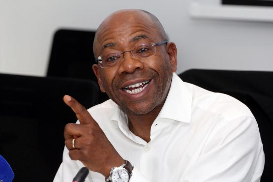 Business Leadership SA CEO Bonang Mohale pointed out that Transnet ordered more than 1 000 locomotives from a Chinese firm even though two local companies manufactured all the trains currently in operation. Picture: Moneyweb