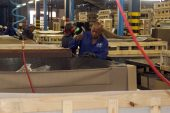 Manufacturing output drops year-on-year in December