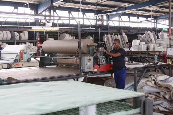 Factory production up 1.1% on a month-on-month basis. Picture: Moneyweb