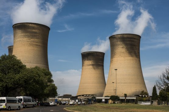 Revitalising the push away from coal is an opportunity 'to reset the clock' and attract private investors to help increase electricity capacity, FirstRand says. Picture: Waldo Swiegers, Bloomberg
