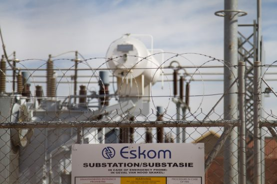 Eskom workers are planning an official day of action on Thursday. Picture: Bloomberg