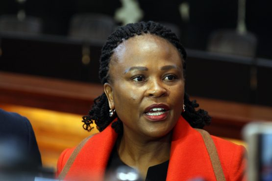 Public protector, Busisiwe Mkhwebane loses appeal to Constitutional Court regarding  Absa payment due to the state. Picture: Moneyweb