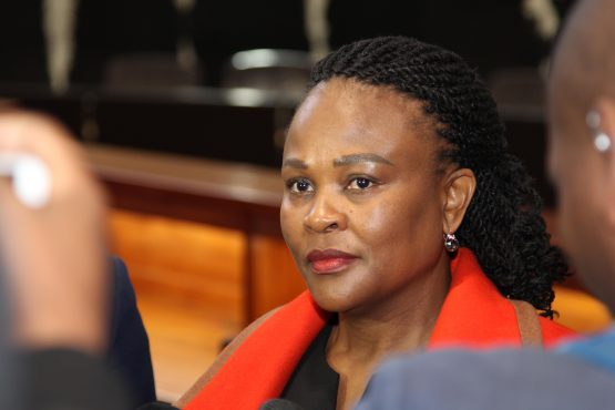 Busisiwe Mkhwebane has been rebuked by the courts for failing to stick to her constitutional mandate. Image: Moneyweb
