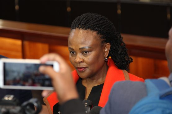 ConCourt ruling upholds a punitive costs order made against the public protector by the High Court for using flawed methods in an investigation she conducted in 2017. Picture: Moneyweb