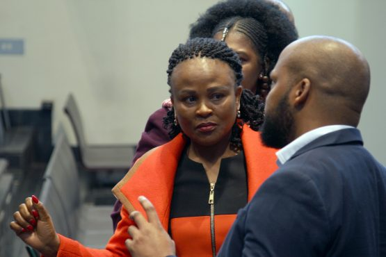 Public Protector Busisiwe Mkhwebane 'should be the guardian of social justice fighting for our protection from evil miscreants', writes the author. Image: Moneyweb