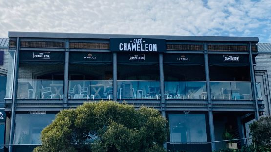 Café Chameleon restaurant in Cape Town. Image: Supplied