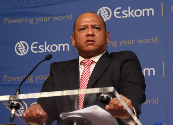 Eskom CFO, Calib Cassim predicts the utility will make a loss of R20bn in the 2018/19 financial year. Picture: