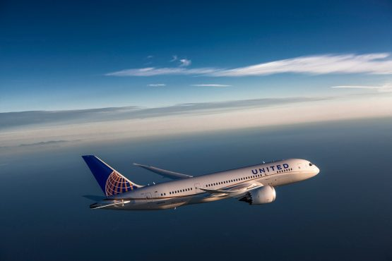The non-stop flight on a United Airlines Boeing 787-9 Dreamliner will reduce the travelling time between New York and Cape Town by some four hours. Image: Supplied