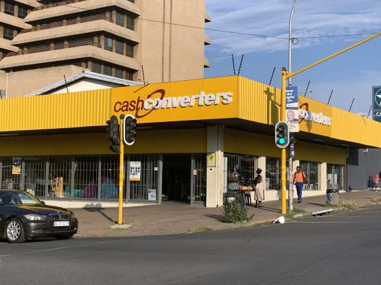 The difficult economic environment in SA has affected interest in Cash Converters franchises, says its CEO. 'But people are also recognising that a business that provides people with cash has very good reason to exist in this environment.' Picture: Moneyweb