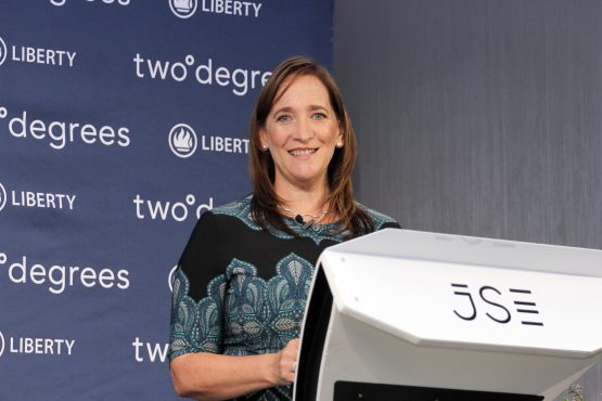 L2D CEO Amelia Beattie says the recovery strengthens the group's vision of being SA's leading precinct-focused, retail-centred Reit. Image: Moneyweb