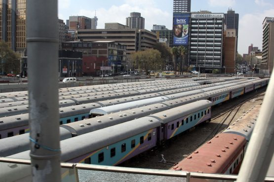 Prasa incurred a deficit in revenue of R1.7bn, while its operations – and passengers – suffered massively. Image: Moneyweb