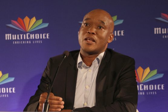 MultiChoice SA CEO Calvo Mawela calls for amendment to must carry regulations. Picture: Moneyweb
