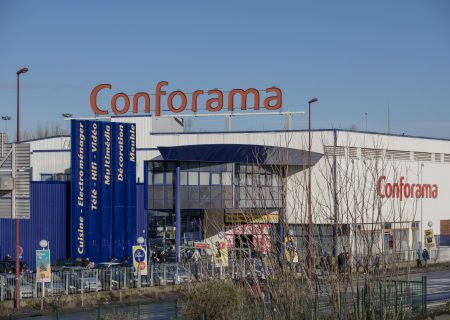 Steinhoff agrees to sell stake in Conforama France to Mobilux