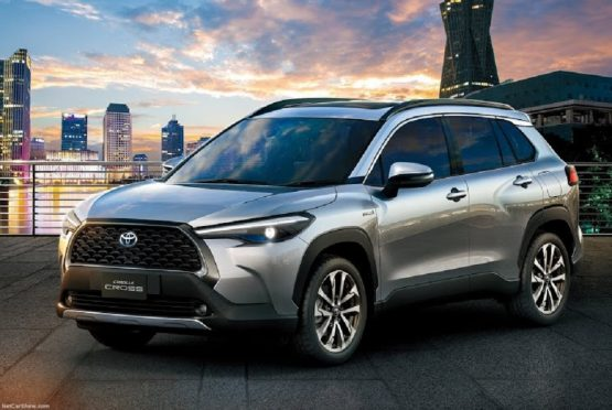 The Corolla Cross SUV will be built in KwaZulu-Natal and exported to 43 countries in Africa. Image: Supplied