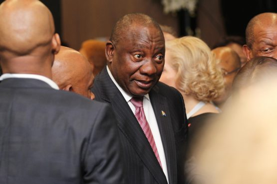 President Cyril Ramaphosa says government needs to create a entrepreneurial state, like that of Silicon Valley in the US. Picture: Moneyweb