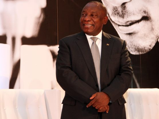 The appointment of Tito Mboweni, following Nene's fall may have given Ramaphosa a head-start in his election game. Picture: Supplied