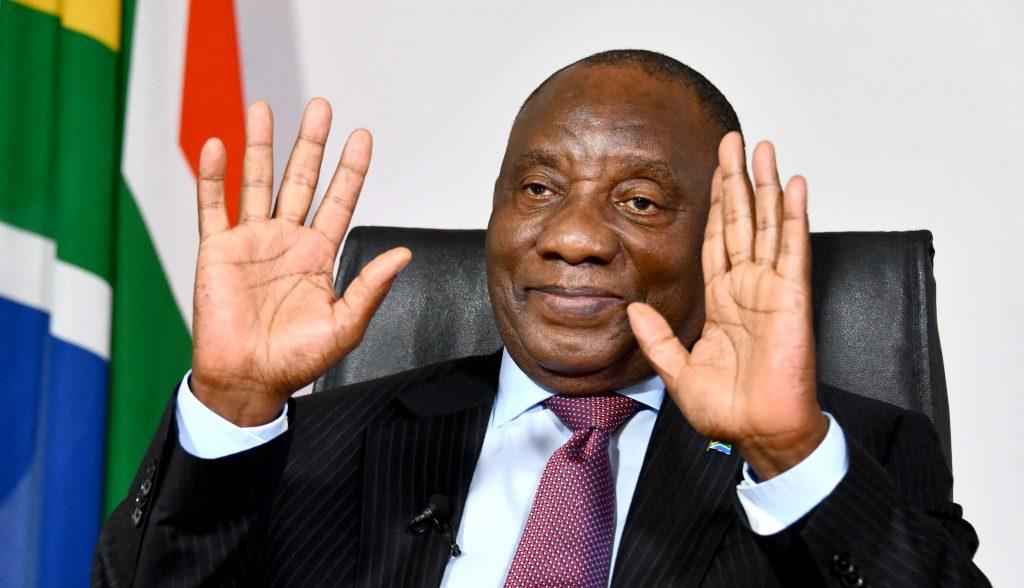 Ramaphosa moves SA to level 1 restrictions
