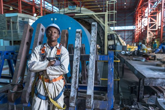 Harmony's production however rose by 34% year-on-year, due to its investments in two mines. Picture: Supplied