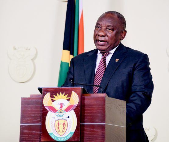 President Cyril Ramaphosa extends lockdown by 2 weeks