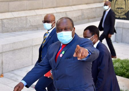 Mboweni is optimistic