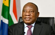 President Ramaphosa condemns vaccine 'hoarding' by rich countries