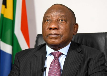 Ramaphosa: Rich countries must release excess vaccines