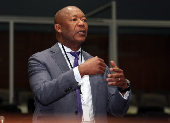 Former CEO of the PIC Dan Matjila – a member of the Flat Earth Society? Picture: Moneyweb