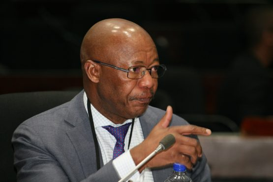 Daniel Matjila, the former head of the PIC, appears for a fourth day at the inquiry into the PIC. Picture: Moneyweb