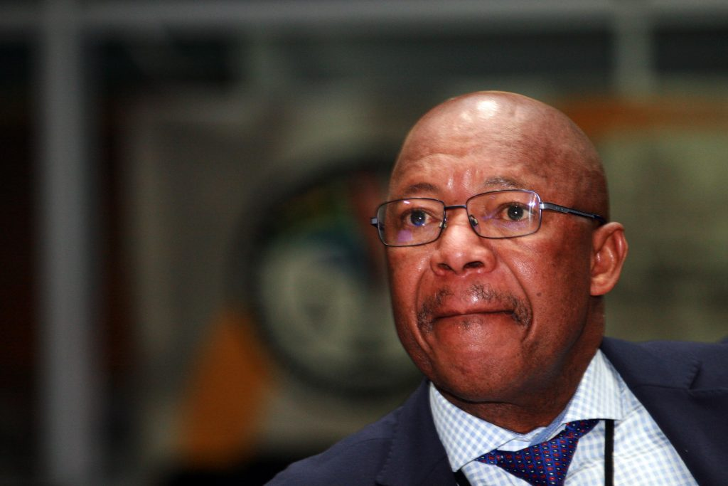 Matjila: I had no desire to spy on my colleagues