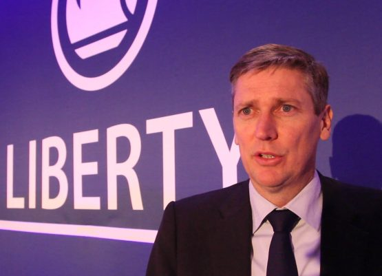 Liberty CEO David Munro said the move to review and potentially sell some of the businesses would refine the company's portfolio. Picture: Moneyweb