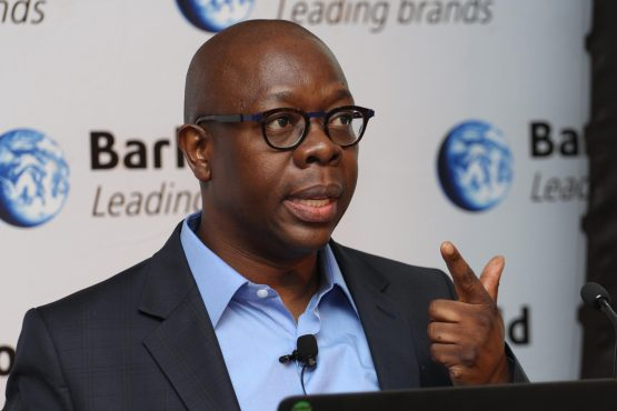 Barloworld CEO, Dominic Malentsha Sewela. Shareholders in the distributor have approved a new BEE scheme. Picture: Moneyweb