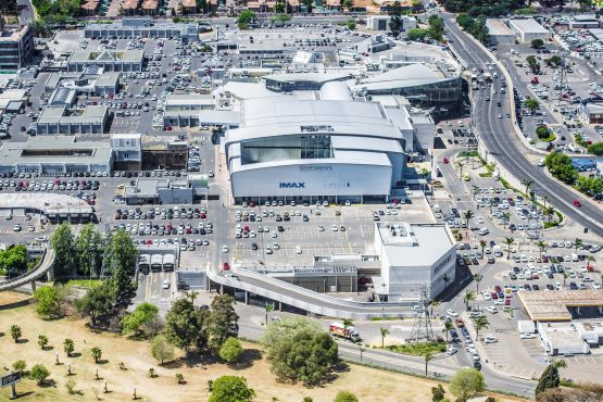 Eastgate Shopping Centre, the super-regional mall owned jointly by Liberty Holdings and Liberty Two Degrees. Picture: Supplied