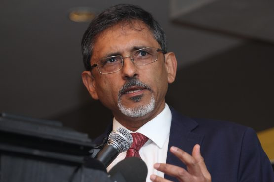 Minister of Trade, Industry and Competition Ebrahim Patel. Image: Moneyweb