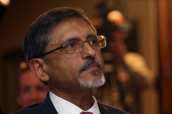 Ebrahim Patel, DTIC, July unrest, funding relief